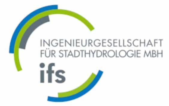 Logo ifs Ingenieurgesellschaft für Stadthydrologie mbH